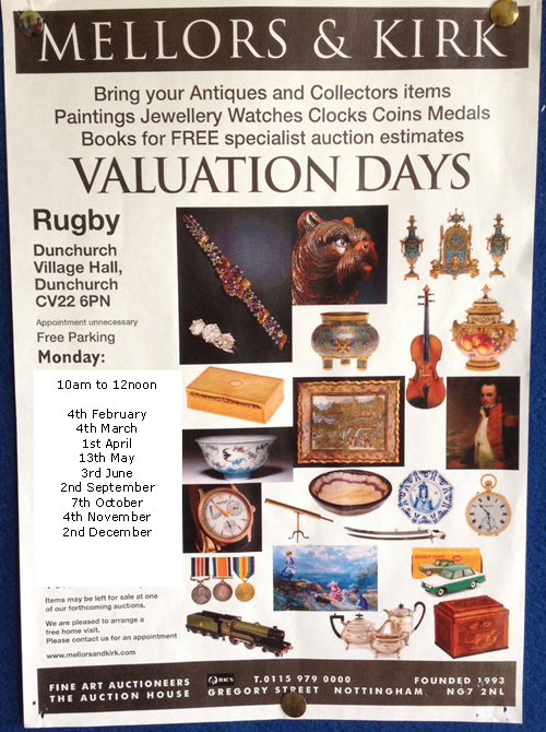 Mellor & Kirk Valuations